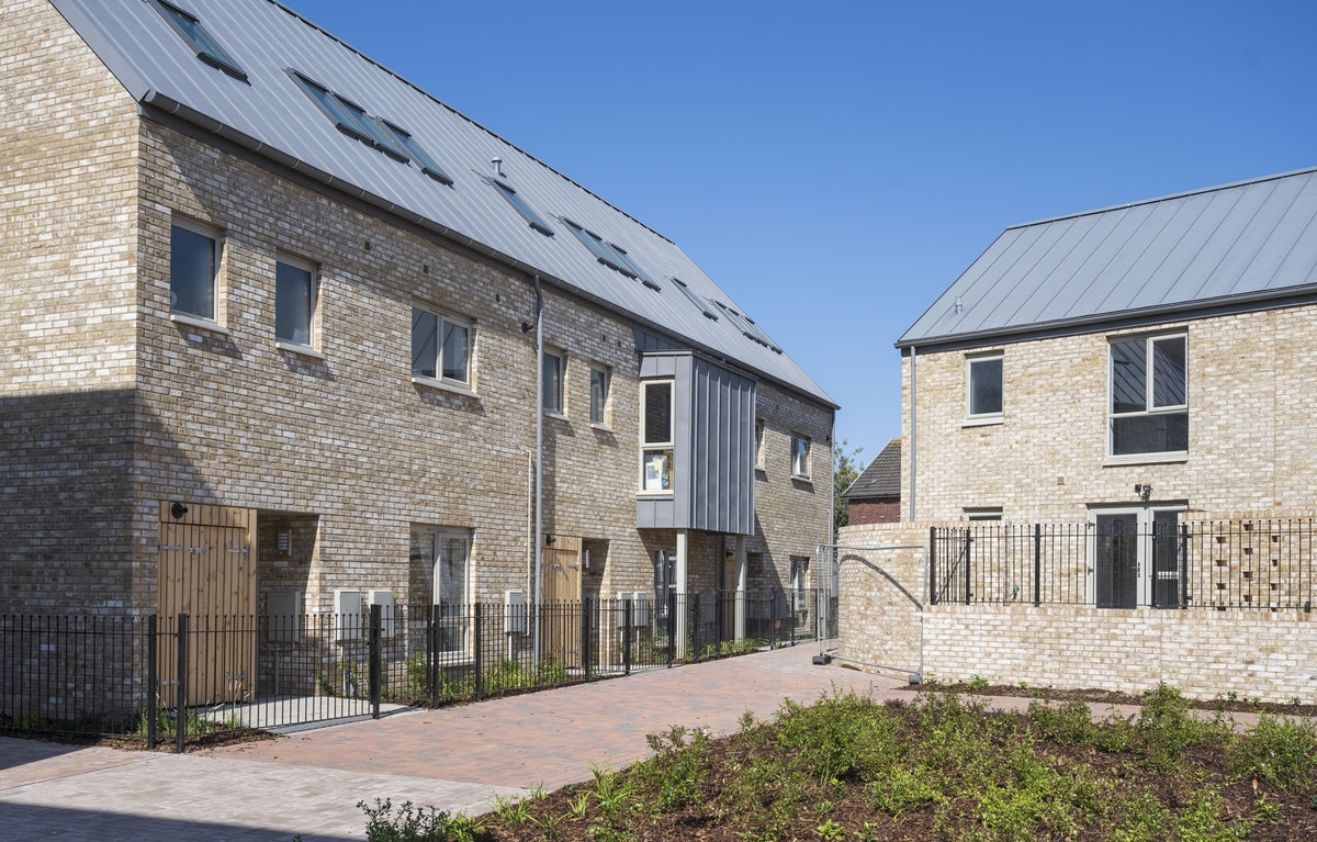 Cot Farm Housing Development, Newport