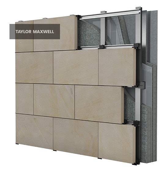 Strata Stone Cladding Systems | Taylor Maxwell
