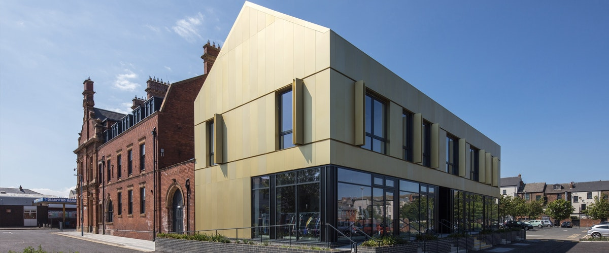 The BIS, Whitby Street Studios